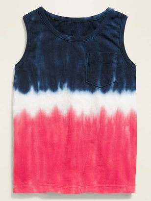 Old Navy Dip-Dye Pocket Tank Top for Toddler Boys