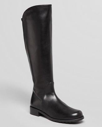 Stuart Weitzman Tall Flat Boots - Nuarlington