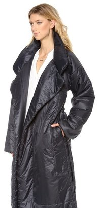Norma Kamali Long Narrow Coat