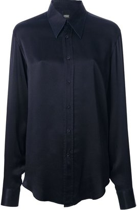 Gianfranco Ferre Vintage pointed collar shirt