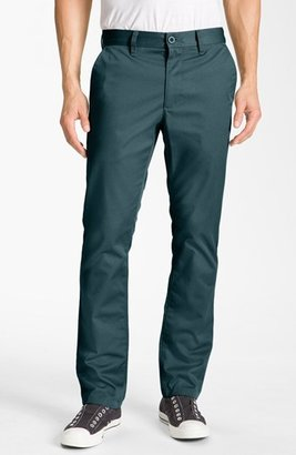 RVCA 'Weekender' Straight Leg Chinos (Online Only)
