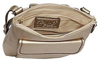 JCPenney Relic Zip Organizer Crossbody Bag