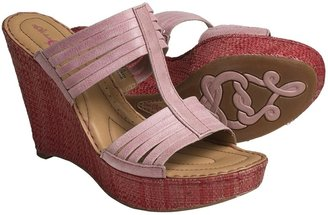 Børn Crown by Didi Wedge Sandals - Leather (For Women)