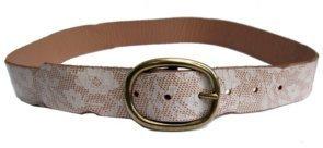 Staghound Belts Chantilly Leather Belt