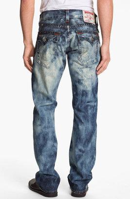 True Religion Brand Jeans 'Ricky' Straight Leg Jeans (Antelope)