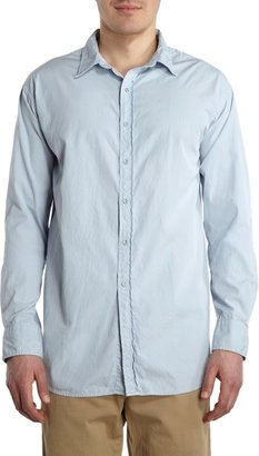 Save Khaki Button Front Shirt