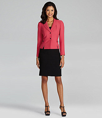 Tahari by Arthur S. Levine Tahari by ASL 2-Piece Skirted Suit