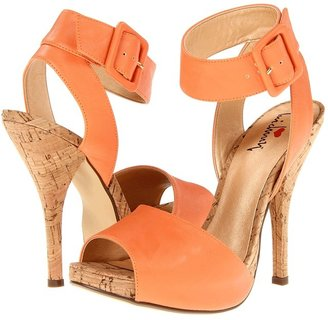 Luichiny Turn Style (Orange) - Footwear
