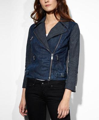 Levi's Wool Moto Jacket