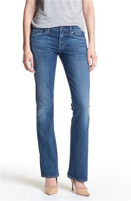 Citizens of Humanity 'Dita' Slim Bootcut Jeans (Wedgewood) (Petite)
