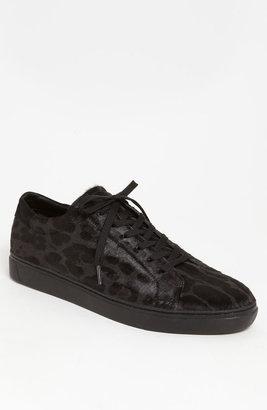 Dolce & Gabbana Leopard Print Sneaker