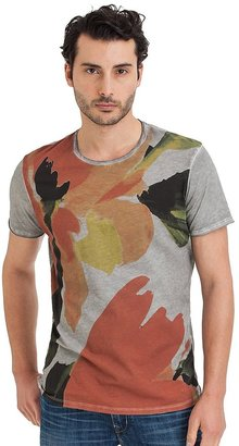 GUESS by Marciano Watercolor Painted Shirt