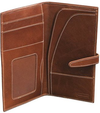 Mulholland Brothers Endurance Passport Cover with Ticket Pouch