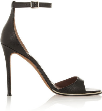 Givenchy Textured-leather sandals