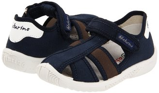 Naturino 7785 FA11 (Toddler) (Navy/Brown) - Footwear