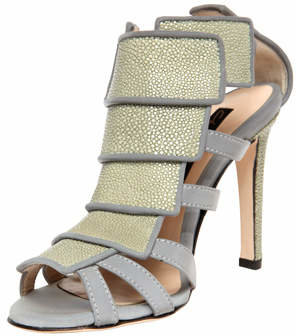Chrissie Morris Valentina Green Stingray 3M