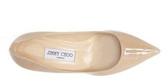 Jimmy Choo 'Aza' Pointy Toe Pump