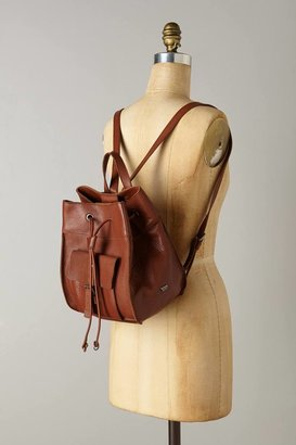 Gryson Illbeca by Joy Sirens Leather Backpack