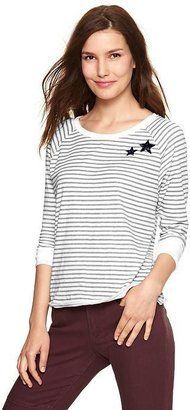 Gap Stars & stripes raglan T