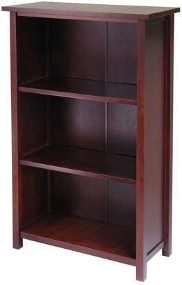 Winsome Milan 7-pc. Tall Shelf Set
