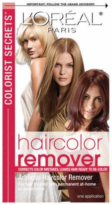 L'Oreal Colorist Secrets Haircolor Remover
