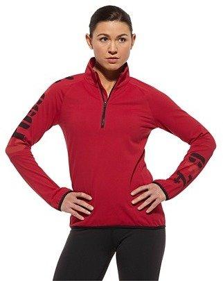 Reebok CrossFit Womens Gradient 1/4 Zip