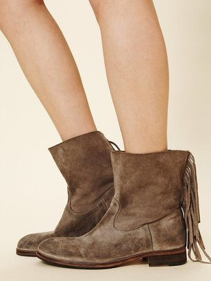 Hollywood Trading Company HTC Sienna Fringe Boot