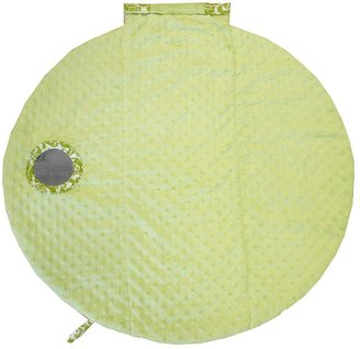Itzy Ritzy Wrap & Roll Infant Carrier Arm Pad & Tummy Time Mat