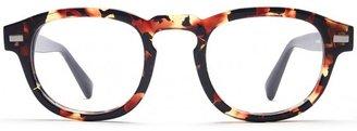 Warby Parker Fillmore Redwood Ash