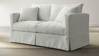 Crate & Barrel Willow Full Sleeper Sofa