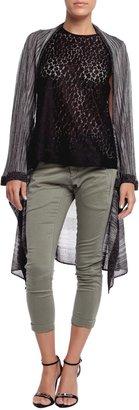Missoni Lurex Bat Wing Sweater