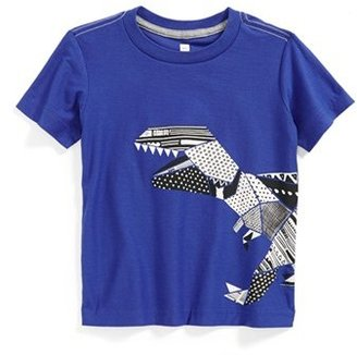 Tea Collection 'Delta Runner' T-Shirt (Toddler Boys)
