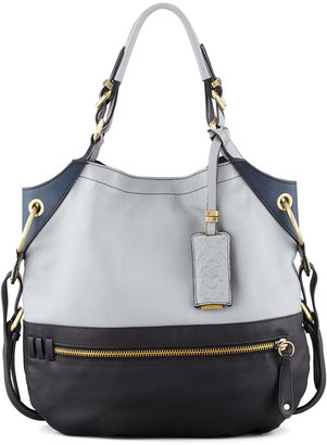 Oryany Sydney Colorblock Tote Bag, Multi Color