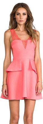 BCBGMAXAZRIA Leeann Dress