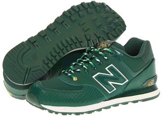 New Balance Classics - ML574 Year of the Snake (Dark Green/Snake) - Footwear
