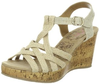 Jellypop Women's Amazon Wedge Sandal