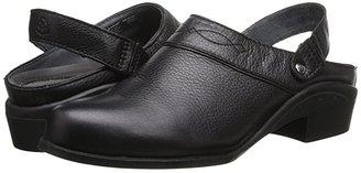 Ariat Sport Mule (Black Deertan) Women's Clog/Mule Shoes