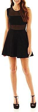 JCPenney Olsenboye® Illusion Dress