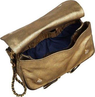 Jerome Dreyfuss Bobi Small Shoulder Bag-Colorless