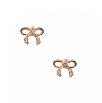 Demitasse Diamond Beau Stud Earring