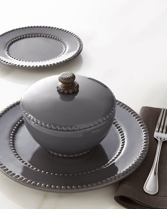 GG Collection Gray Livingstone Covered Bowls, Set of 2