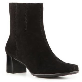 Nine West Pretty Lady Suede Bootie