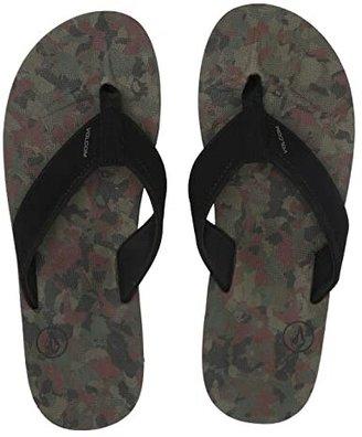 Volcom Victor (Camouflage) Men's Sandals