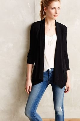 Anthropologie Cartonnier Canace Blazer