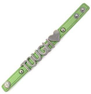 BCBGeneration Silver-Tone Tough Love Bracelet