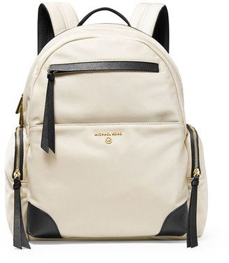 MICHAEL Michael Kors Prescott Large Nylon Gabardine Backpack