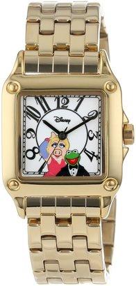 EWatchFactory Disney Women's W000480 Muppets Perfect Square Bracelet Watch