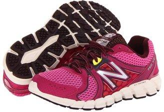 New Balance W750v2 (Purple/Yellow) - Footwear