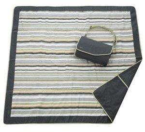 JJ Cole Outdoor Blanket - Blue Orbit