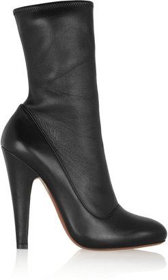 Alaia Leather calf boots
